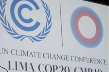 Lima COP 20