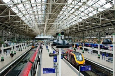 The refurbishment of Manchester Piccadilly Station has played an important role in better connecting the city.