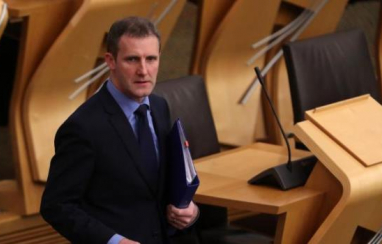 Scottish government infrastructure secretary, Michael Matheson.