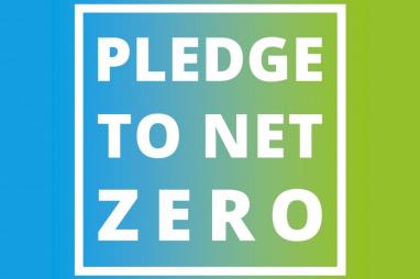 Environmental services firms urged to take net zero pledge.