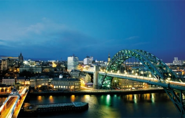 Newcastle, a key part of the new North East Combined Authority.