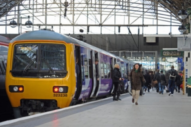 Plans will be developed for a new high-speed Leeds-Manchester route by 2017.