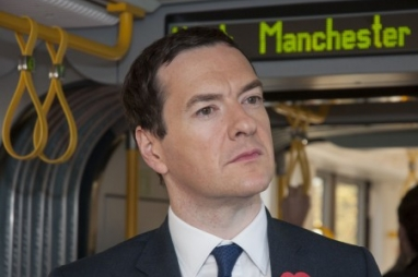 """Chairing the Northern Powerhouse Partnership is now the major focus of my political energies,"" says former chancellor George Osborne."