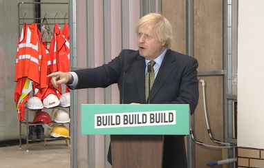 "Boris Johnson may have said ""build, build, build"", but construction leaders want ""action, action, action"".him to"