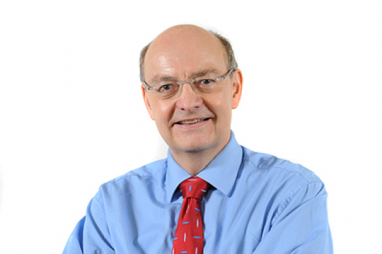 Peter Hansford, chief construction adviser
