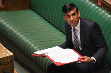 Chancellor Rishi Sunak is facing some difficult decisions over his budget.