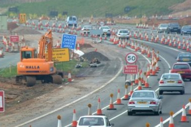 Roads back in faviour as Osborne reveals first budget in second  term