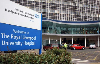 Building work on the £335m Royal Liverpool Hospitals PFI project came to a halt this week, following Carillion's collapse.