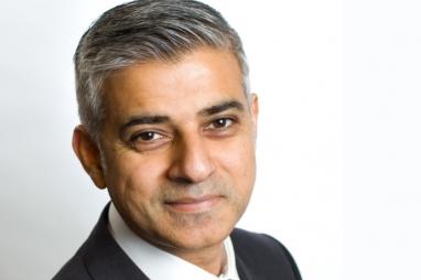 Sadiq Khan, Labour Mayoral candidate