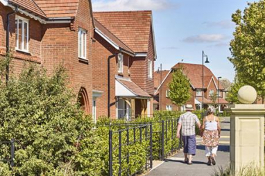 Tadpole Garden Village in north Swindon was created in close collaboration with the local community.
