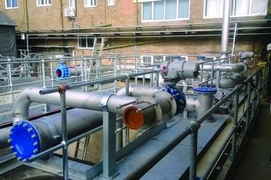 Water - factory thinking - Strensham
