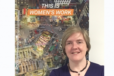 Marie Ayliffe, associate director of tunnelling, AECOM