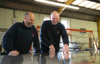 Amey's social enterprise support helps RBLI employ ex-military veterans.