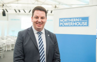 Andrew Percy, former Northern Powerhouse minister.