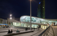 Arnhem Central Station, an Arup project. Photo: Ronald Tilleman.