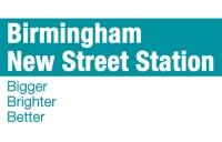 Mace builds Birmingham New Street