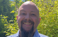 RenewableUK Cymru has appointed Ben Lewis, pictured, from Barton Willmore as the new chair of its strategy group.