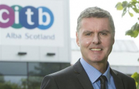 CITB survey finds more than half of Scottish construction firms forced to rethink apprenticeship recruitment due to pandemic.