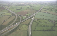 Catthorpe junction 19 of the M1.