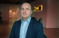 Colin Wood, AECOM's new chief executive for civil infrastructure for the EMIA region.