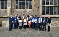 London Highways Academy of Excellence graduates
