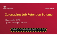 The government's Coronavirus Job Retention Scheme is now up and running, with businesses able to claim up to 80% of staff wages.