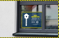 Scotland's Construction Industry Coronavirus (CICV) Forum has issued protective signage for key workers carrying out emergency and essential projects.