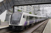 Crossrail is to receive an emergency £825m loan to avoid being mothballed and grinding to a halt.