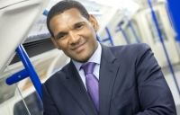 David Waboso, London Underground director of capital programmes