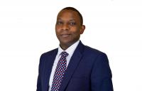 Derrick Sanyahumbi, the new chief executive of British Expertise International.