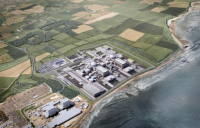 Hinkley C would be built adjacent to existing nuclear stations
