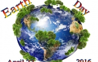 Trees for the Earth is the theme of this year's Earth Day.
