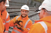 Network Rail have unveiled £10m university funding for R&D.