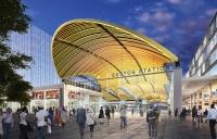 Euston Station HS2 revised plans