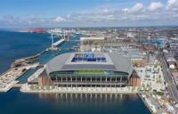 Everton's plans to develop new 52,888-capacity stadium can proceed after getting green light from government.