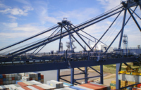 Felixstowe, one of the ports to receive funding to prepare for Brexit.