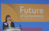 The Future of Consultancy campaign has been spearheaded by Hannah Vickers, ACE's chief executive.