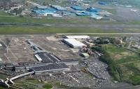 Glasgow Prestwick Airport.