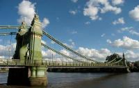 133-year-old Hammersmith Bridge closed due to urgent safety concerns.