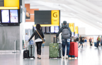 Heathrow passenger and cargo numbers fall as Coronavirus impacts travel.