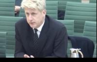 Transport minister Jo Johnson.