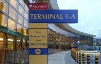 The new terminal at Jomo Kenyatta International Airport's in Nairobi.