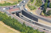 Kier wins Transport for London's £200m maintenance and management contract for road tunnels and pumping stations.