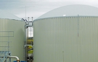 The Lake District biogas AD plant.
