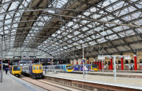 """DfT """"has neither the necessary urgency nor appreciates the scale of the challenge ahead"""" on future of rail, according to scathing report by MPs."""