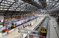 Liverpool's £172m transport plans include boosting passenger capacity at Lime Street station.