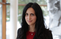 Dr Marzia Bolpagni, BIM advisor for Mace.
