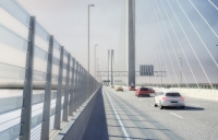 Flint & Neill and URS are designing the Mersey Gateway crossing