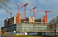 The Midland Metropolitan Hospital in Birmingham - one of the Carillion projects where firms are owed money.