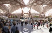 Grimshaw-Mott MacDonald design consortium win international competition for Shenzhen Airport East Integrated Transport Hub.